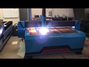 karstā tirdzniecība cnc metāla plazmas griešanas mašīnas / plazmas griezēja pārdošana
