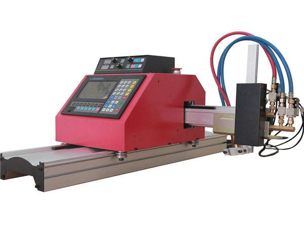 1530 Lēta automātiska portatīvā CNC plazmas griešanas mašīna
