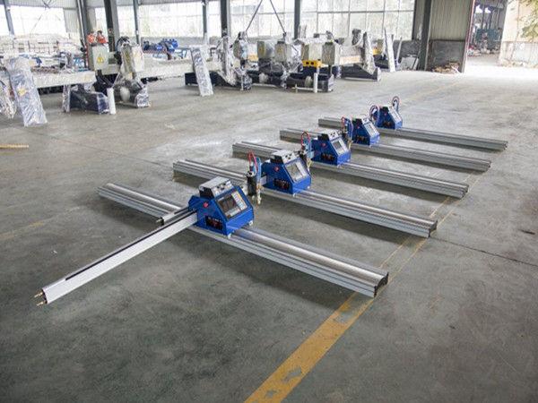 180 W portatīvā CNC plazmas griešanas iekārta bieza metāla griešanai 6 - 150 mm