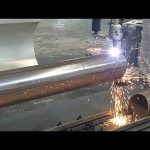 CNC 3 ass plazmas liesmas caurules rotācijas caurules tērauda griešanas mašīna