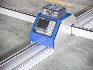 Augstas efektivitātes CNC plazmas griešanas mašīna 0-3500mm minimālais griešanas ātrums