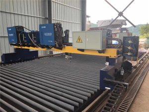 karstā pārdošana metāla plākšņu CNC liesmas gāzes griešanas mašīna