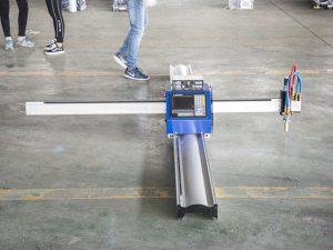 jaunas tehnoloģijas portatīvā tipa cnc plazmas griešanas mašīna cena mazo uzņēmumu ražošanas mašīnām