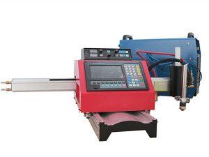 Skābekļa acetilēna CNC plazmas griešanas mašīna ar lodlampa kabeļa turētāju 220V 110V