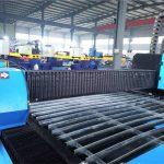 Praktiska un ekonomiska augstas precizitātes / veiktspējas metāla apstrādes iekārta / portatīva cnc plazmas griešanas mašīna zk1530