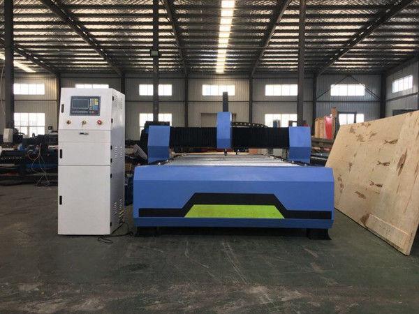 Maza CNC plazmas metālizstrādājumu griezēja mašīna
