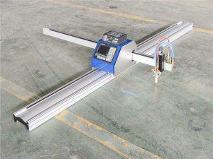 tērauda / metāla griešana ar zemu cenu cnc plazmas griešanas mašīnu 1530 Jinan, ko eksportē visā pasaulē