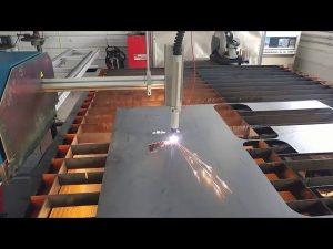 ķīniešu medusmēneša viegli darbināms precīzs portatīvs metāla griešanas cnc plazmas liesmas griezējs