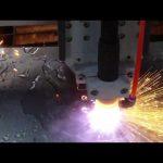 CNC plazmas liesmas griešanas mašīna ar ūdens dzesēšanu karstā pārdošanā
