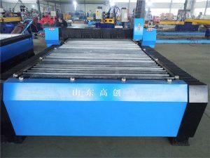 CNC maršrutētāja metāla griešanas mašīna