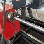 CNC caurules liesmas plazmas griešanas mašīna