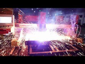 karstā pārdošanas markas grantry type cnc plazmas griešanas mašīna