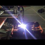 lēta portatīva CNC gāzes plazmas griešanas mašīna