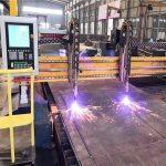 jauna dizaina augstas izšķirtspējas metāla cnc plazmas griešanas komplekti / plazmas griešanas mašīna