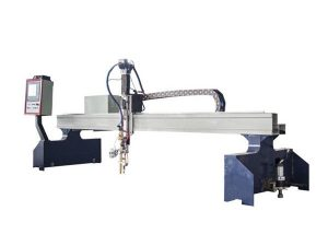 maza portāla cnc pantogrāfa metāla griešanas mašīna / cnc plazmas griezējs
