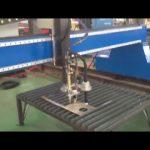 plaši izmantota portālrežīma cnc tērauda plāksnes liesmas plazmas griešanas mašīna